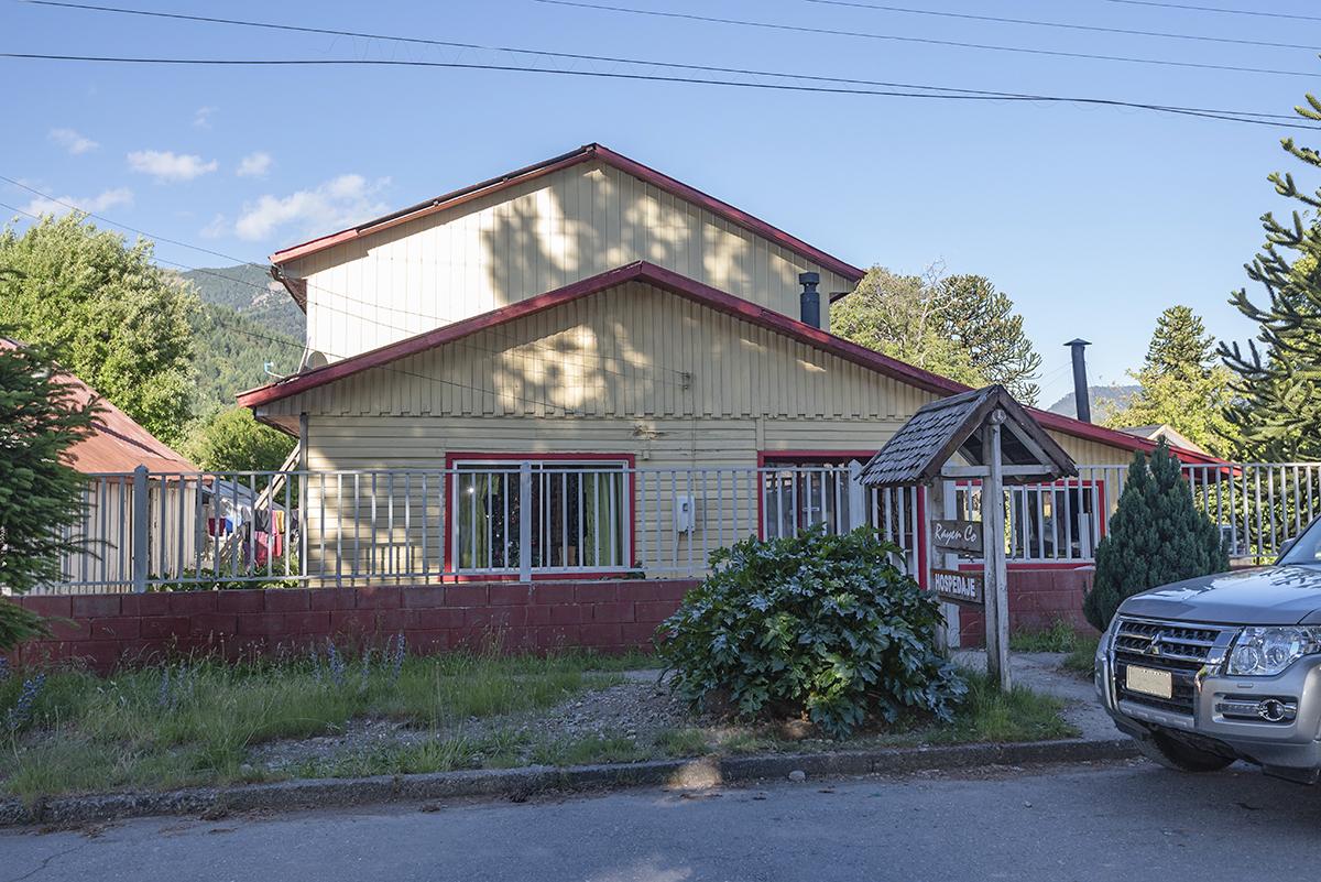 Sitio de 1.251 M2 con casa en Malalcahuello